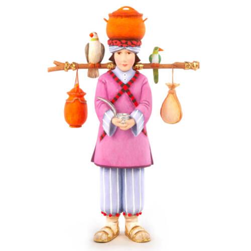 Ludibrium-Krinkles - Nativity Mini Figuren - Wasserträger