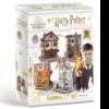 Ludibrium-Harry Potter - 3D Puzzle Winkelgasse Set
