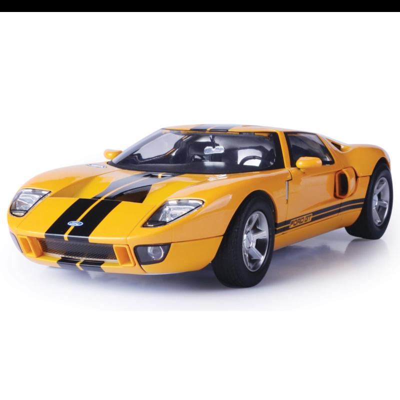 Ludibrium-MotorMax 240008 - Ford GT Concept orange 1:12