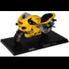 Ludibrium-Maisto - Triumph TT 600 gelb 1:18 -Diecast Modell Motorrad 39355