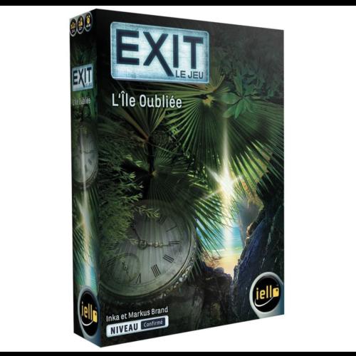 Ludibrium-Kosmos EXIT - Escape Room EXIT - Le Jeu l'île oubliée - français