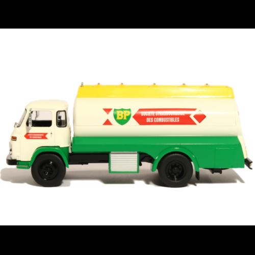 Ludibrium-IXO - Saviem SM 8 Fuel Truck BP 1974 - 1:43