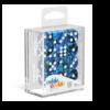 Ludibrium-Oakie Doakie Dice W6 Würfel 16 mm Gemidice - Twilight Stone (12)