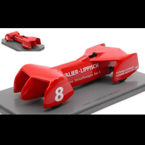 Ludibrium-Bizarre - Valier-Lippisch Vehicle 2 - 1928 Rocket Car - Streamlined Dreams 1 (Jared A. Zchek) 1:43