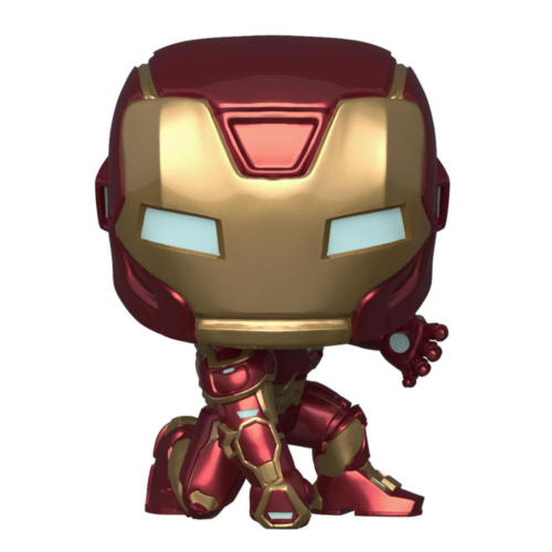 Ludibrium-Marvel's Avengers (2020 video game) - POP! Marvel Figur Iron Man