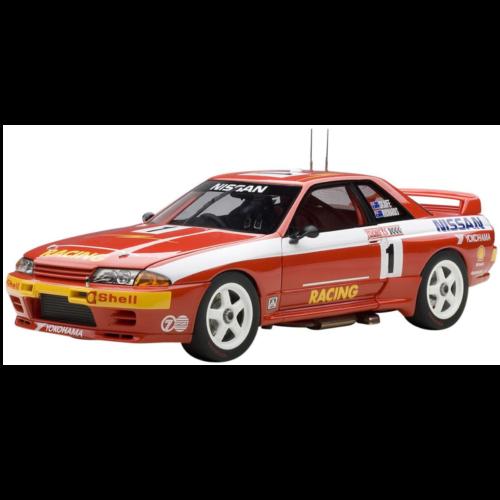 Ludibrium-Autoart 204325 - Nissan Skyline GT-R R32 No.1 Bathhurst Winner 1992 - 1:18