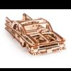 Ludibrium-Time4Machine - Elvis Car - 3D Holzbausatz
