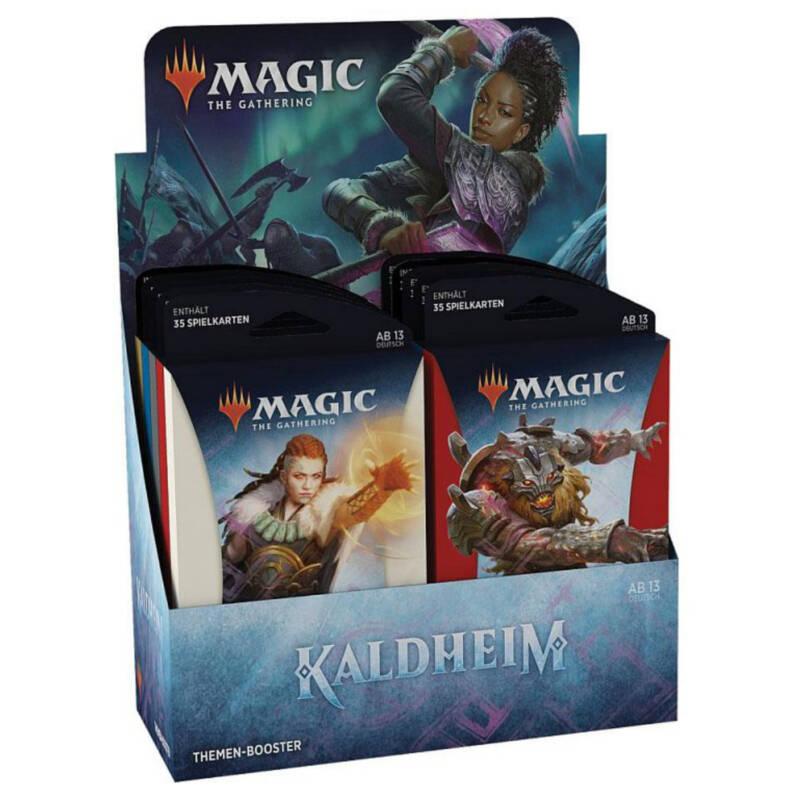 Ludibrium-Magic the Gathering - Kaldheim Themen-Booster deutsch