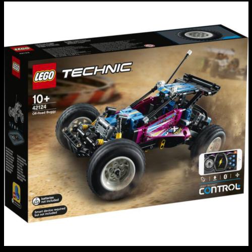 Ludibrium-LEGO Technic 42124 - Geländewagen - Klemmbausteine