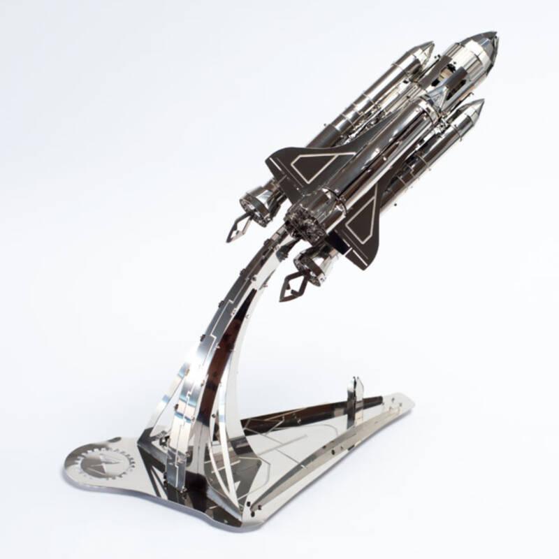 Ludibrium-Time For Machine - Starbreeze Explorer (Raumfähre) T4M38024
