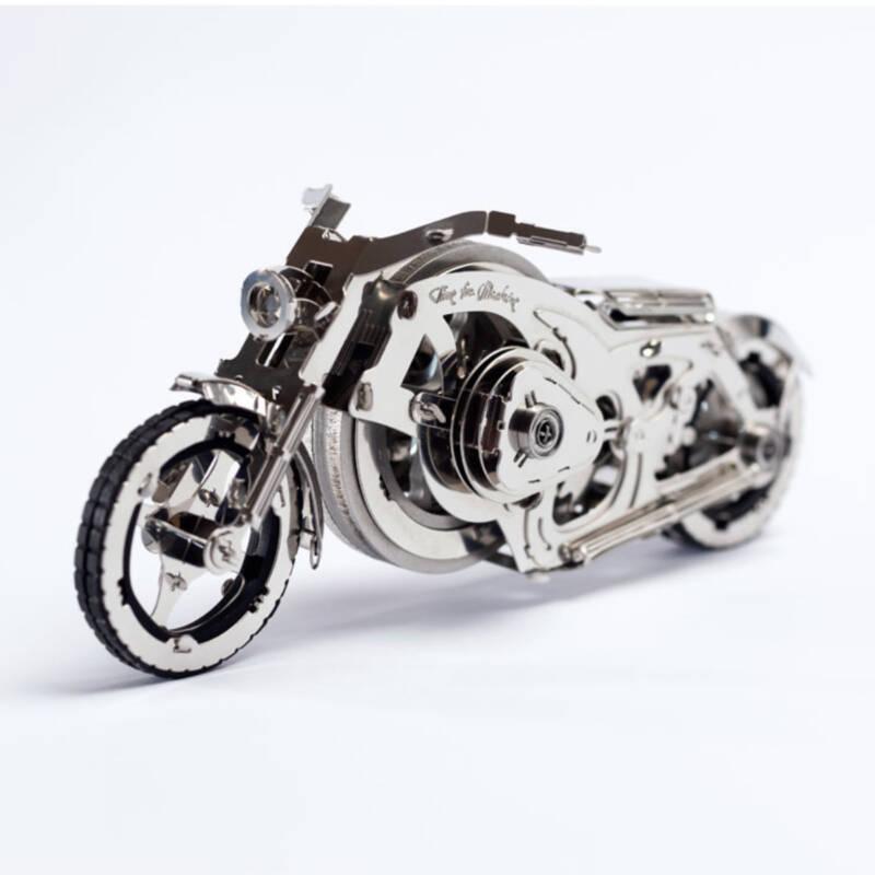 Ludibrium-Time4Machine - Chrome Rider (Motorrad) T4M38025