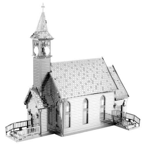 Ludibrium-Metal Earth - Old Country Church MMS156