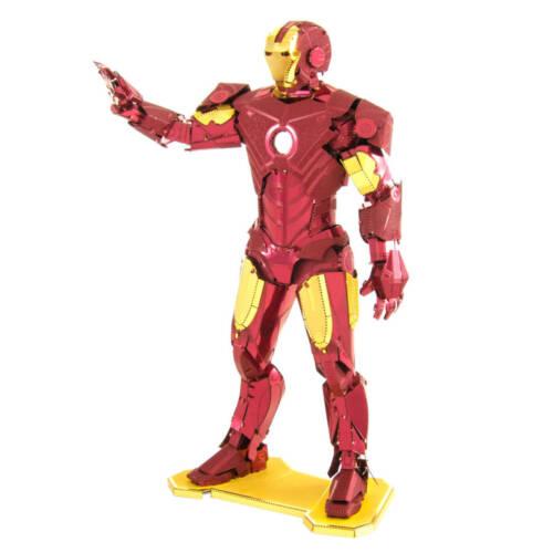Ludibrium-Metal Earth - Marvel Avenger Iron Man MMS322