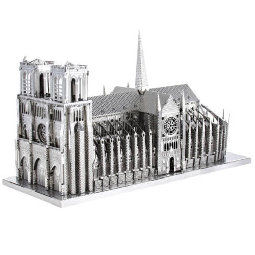 Ludibrium-Metal Earth - DEMO Iconx Notre Dame
