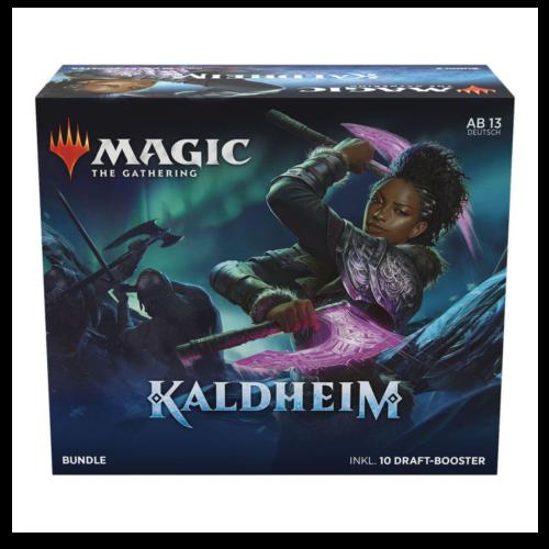 Ludibrium-Magic the Gathering - Kaldheim Bundle - deutsch
