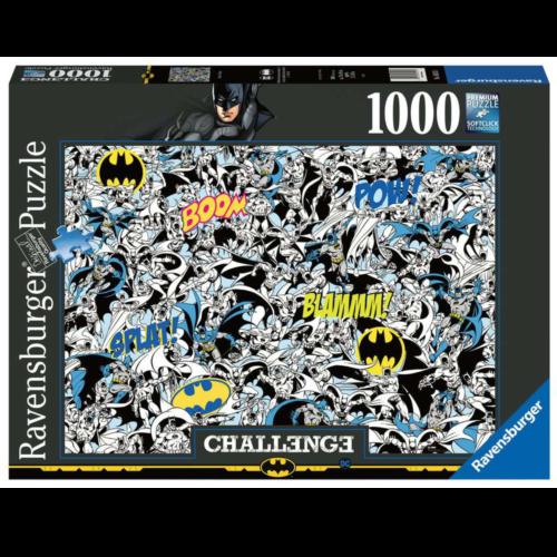 Ludibrium-Ravensburger Puzzle - Challenge Batman - 1000 Teile