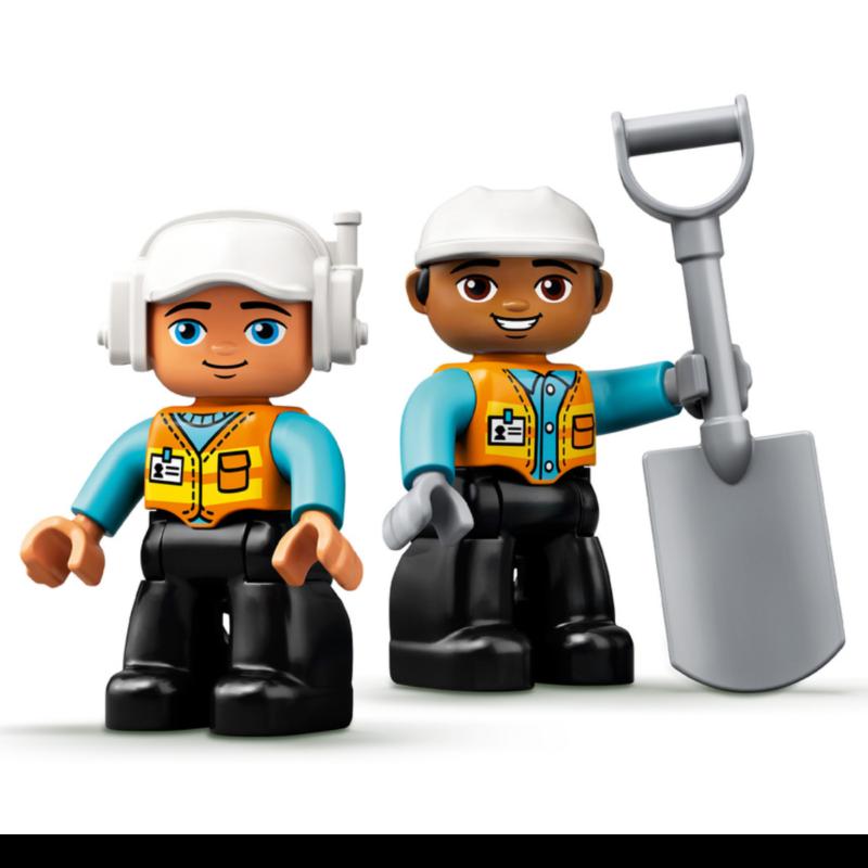 Ludibrium-LEGO Duplo 10931 - Bagger und Laster