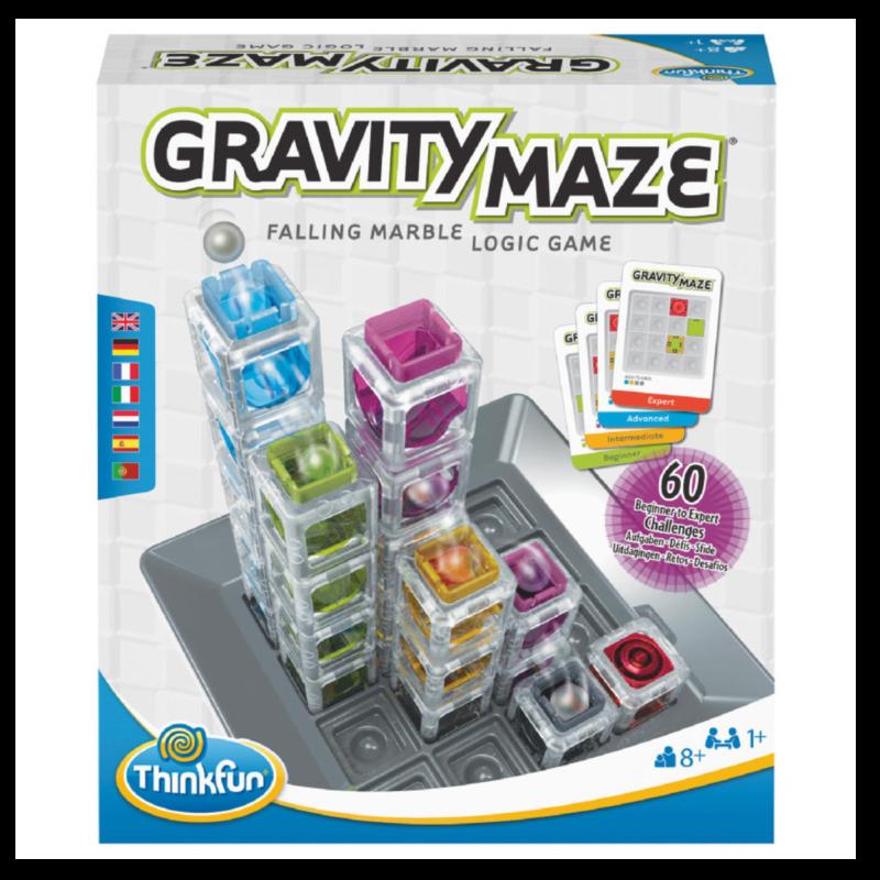 Ludibrium-Thinkfun - Gravity Maze 21
