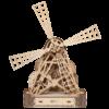 Ludibrium-Wooden.City - Mühle WR307 - Holzbausatz