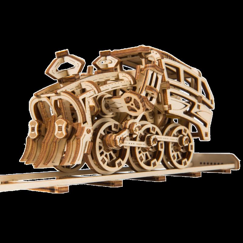 Ludibrium-Wooden.City - Dream Express WR338 - Holzbausatz