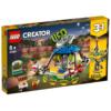 Ludibrium-LEGO Creator 31095 - Jahrmarktkarussell - Klemmbausteine