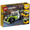 Ludibrium-LEGO Creator 31103 - Raketen Truck - Klemmbausteine
