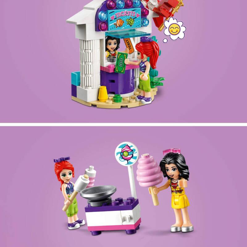 Ludibrium-LEGO Friends 41337 - Schaukel mit Looping im Vergnügungspark