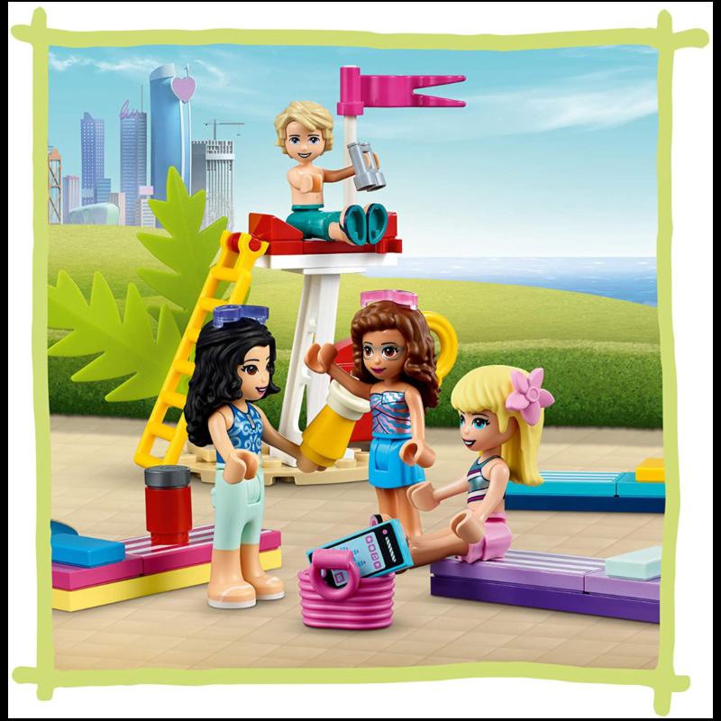 Ludibrium-LEGO Friends 41430 - Wasserpark von Heartlake City