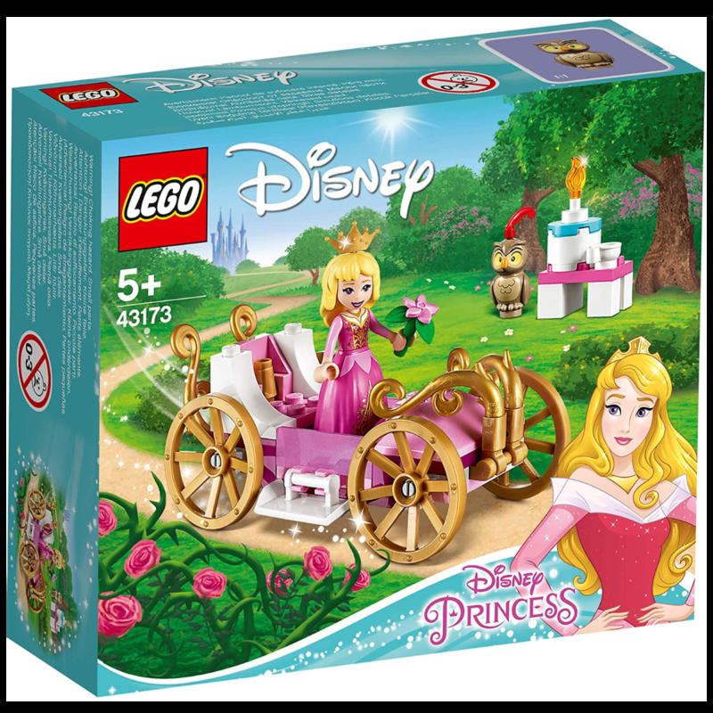 Ludibrium-Lego Disney 43173 - Auroras königliche Kutsche - Klemmbausteine