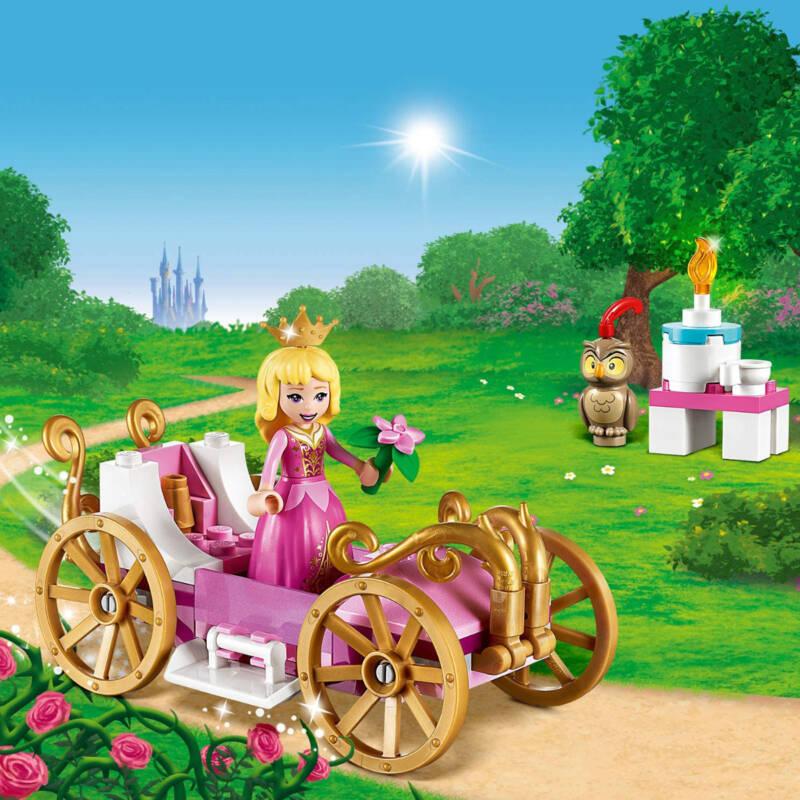 Ludibrium-Lego Disney 43173 - Auroras königliche Kutsche
