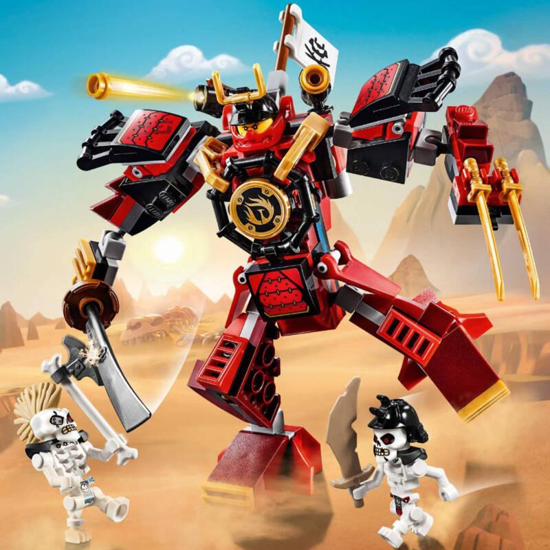 Ludibrium-LEGO Ninjago 70665 - Samurai Roboter