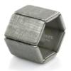 Ludibrium-S.T.A.M.P.S. - Armband Belta Structure Silver