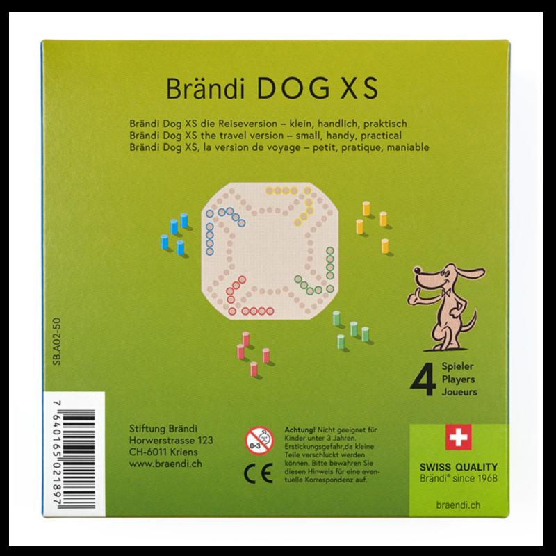 Ludibrium-Brändi Dog XS die Reiseversion