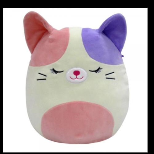 Ludibrium-Squishmallows - Charlotte Nell die Katze 30 cm