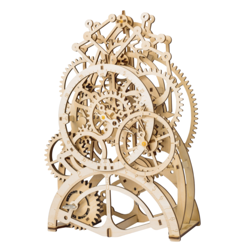 Ludibrium-ROKR - Pendulum Clock LK501 - mechanische Pendeluhr