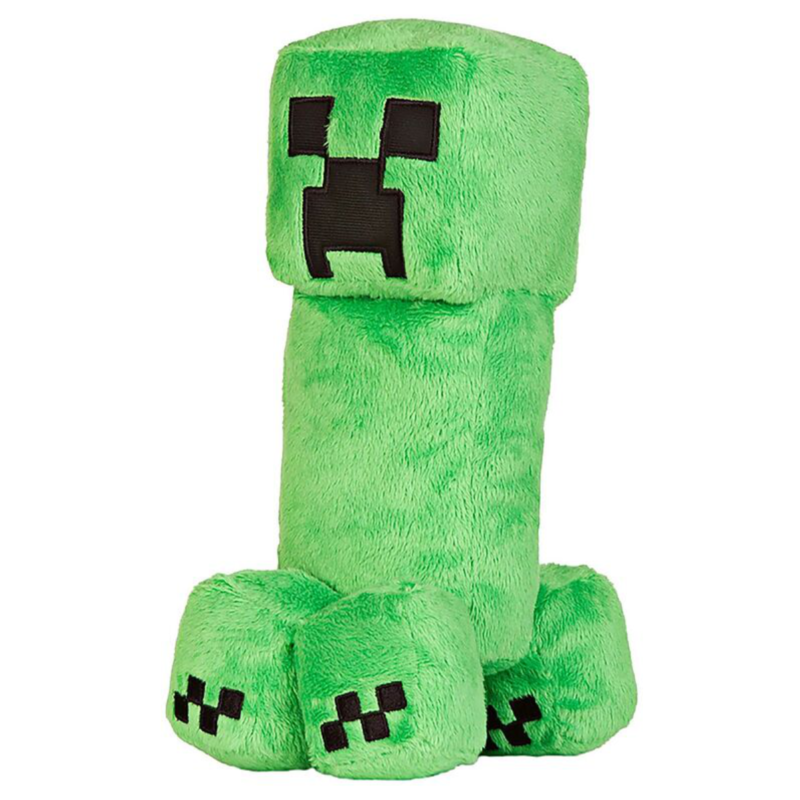 Ludibrium-Minecraft - Plüschfigur Creeper 27 cm