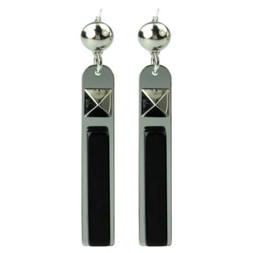 Ludibrium-S.T.A.M.P.S. - Earring Rivet Silver