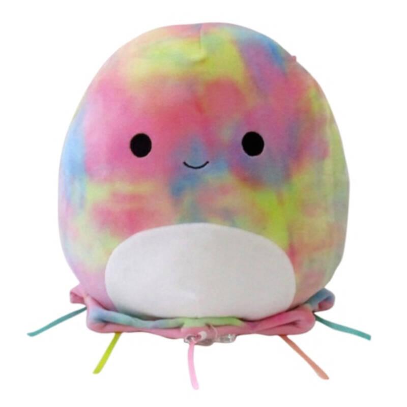 Ludibrium-Squishmallows - Janet die Regenbogenqualle 30cm