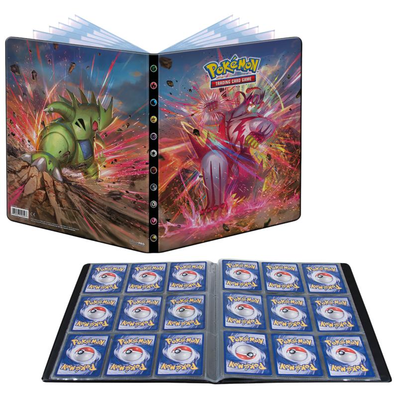 Ludibrium-Pokémon - Sword and Shield 5 - 9-Pocket Portfolio