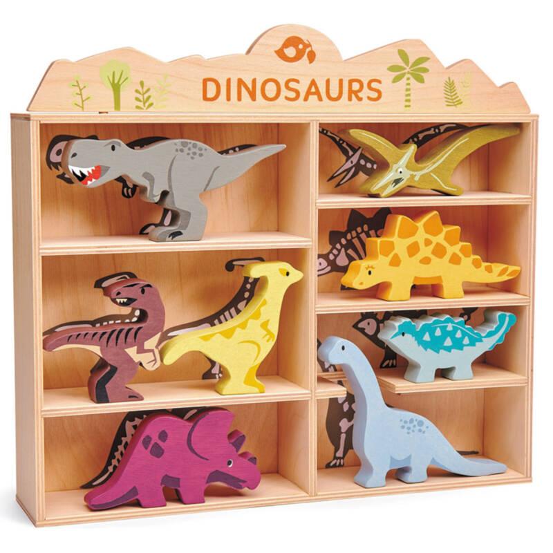 Ludibrium-Tender Leaf Toys- Parasaurolophus