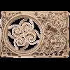 Ludiibrium-Wooden.City - Mechanisches Bild WR311 - Holzbausatz