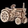 Ludibrium-Wooden.City - Traktor WR318 - Holzbausatz