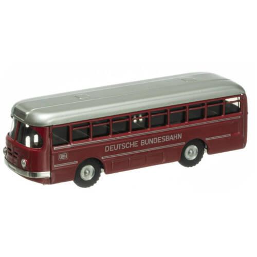 KOVAP - Bus Büssing 1959 DEUTSCHE BUNDESBAHN - Blechspielzeug