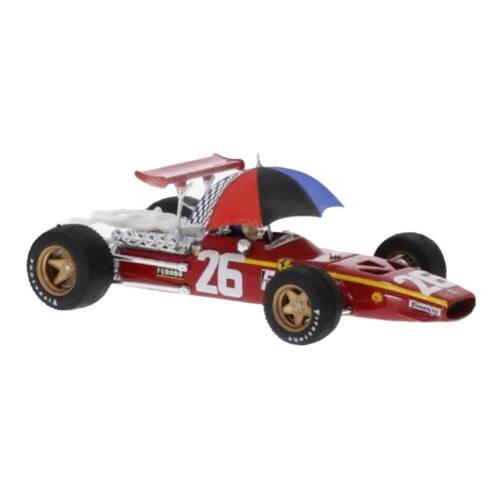 brumm -Ferrari 312 - Diecast Car - 1/43