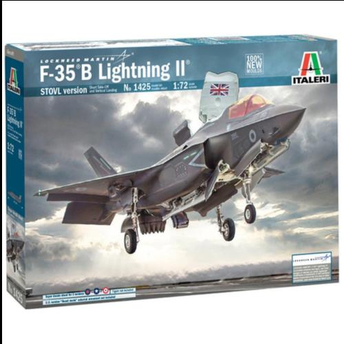 Ludibrium-Italeri 1425 - F-35B Lightning II V/STOL Version 1:72
