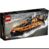 Ludibrium-LEGO Technic 42120 - Luftkissenboot für Rettungseinsätze - Klemmbausteine