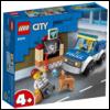Ludibrium-Lego City 60241 - Polizeihundestaffel - Klemmbausteine