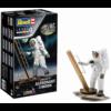 Ludibrium-Revell 03702 - Apollo 11 Astronaut auf dem Mond 1 : 8