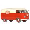 Ludibrium-Tim und Struppi - der Sanzot Metzger VW Bus Nº 13 1:24