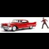 Ludibrium-Jada - Cadillac Series 62 1958 mit einer Freddy Krueger Figur 1:24